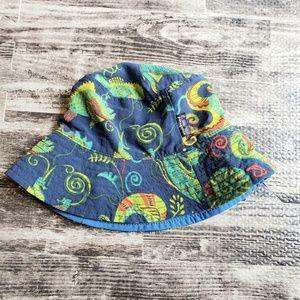 Patagonia infant reversible sun hat